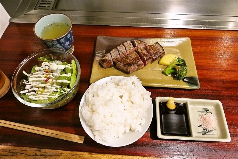 『こがも亭』ランチステーキ1000円はコスパ最強な予感@町田