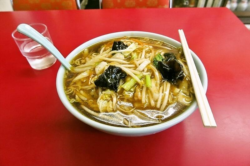 座間『中福楼』サンマーメンの美味しい町中華に行ってみた