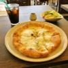 【ピザ】相模原『オー!ガッド』ランチでピッツアにハチミツですと?
