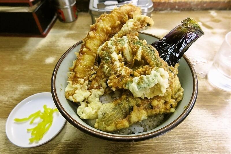 """【ぎんぽ】『豊野丼』横浜の名店で""""銀宝天丼""""を食す!【ギンポ】"""