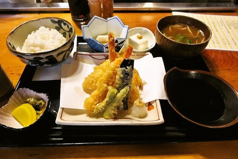 秋葉原『赤津加』天ぷら定食が美味しかったので御報告