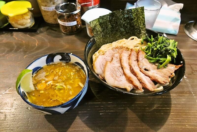 """『クックら』2019サマー仕様の""""つけ麺""""を食べに行ってみた@相模原"""
