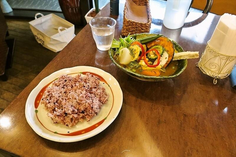 『スープカレー クー』めっちゃ野菜沢山のカレー的な何かを食す!@相模原【閉店】