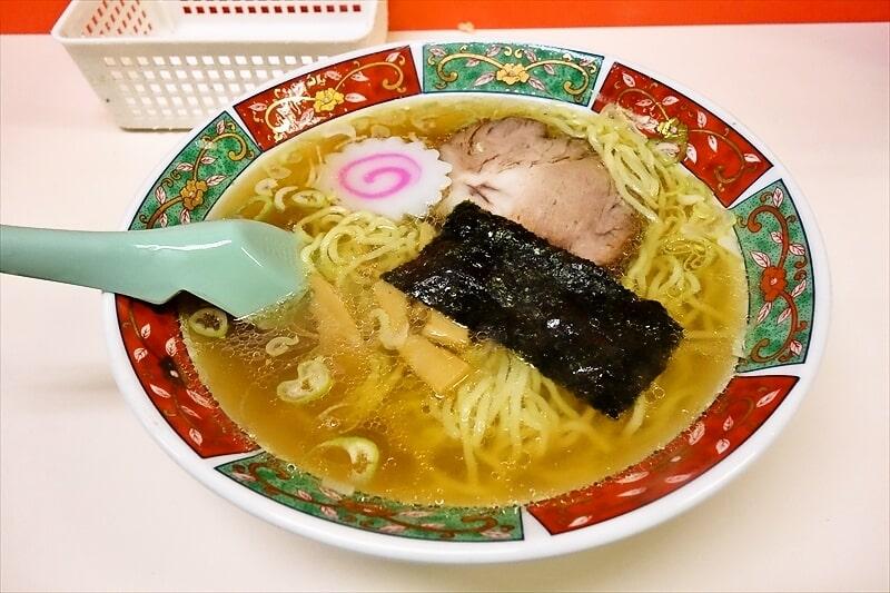 『修ちゃんラーメン』山形駅前本店で中華そば600円を食べる