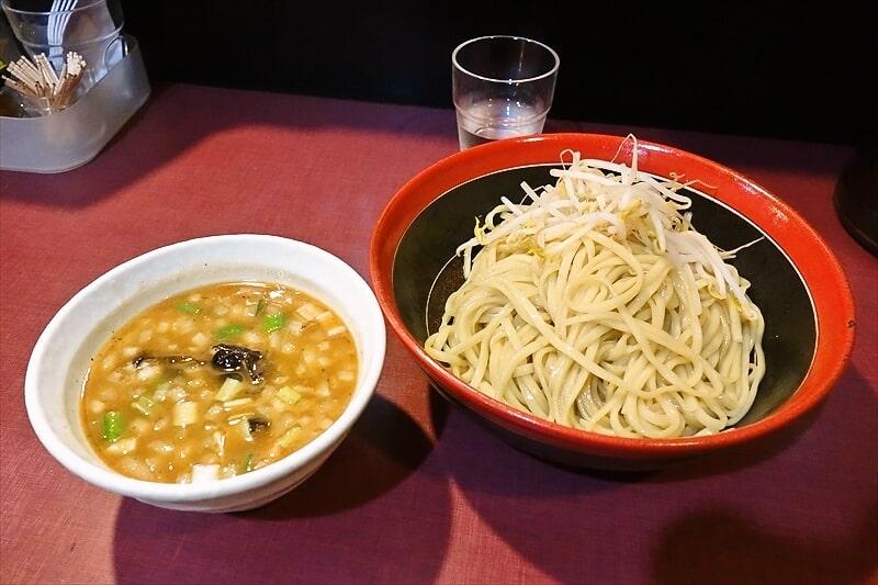 """『麺藤田』(めんどーだ)で""""つけ麺""""を食べてみた夏"""