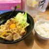 相模大野『辛麺真空』狼煙(のろし)的な混ぜ麺が激オススメ!