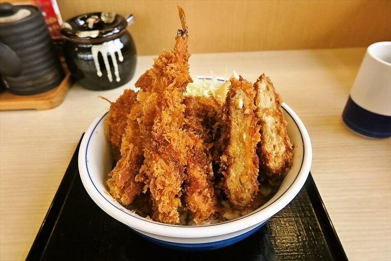 【揚げ揚げ】『かつや』全部のせカツ丼を実食レビュー的な何か【EVERY(略】