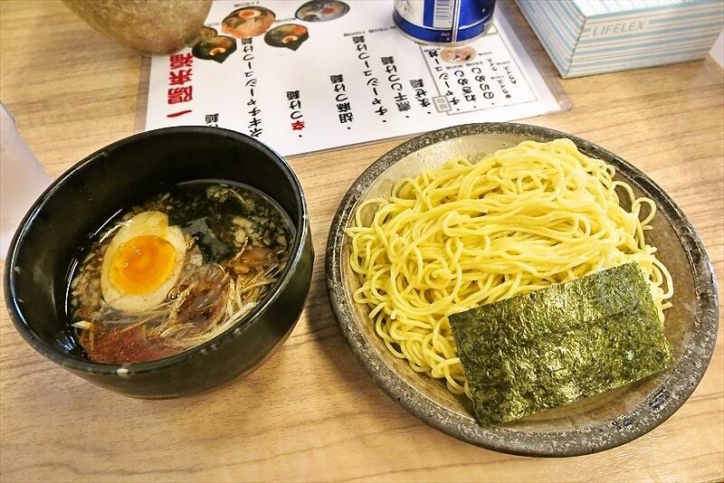 【一陽来福】つけ麺の細麺が気になったので食べてみた@相模原【びんびん亭】