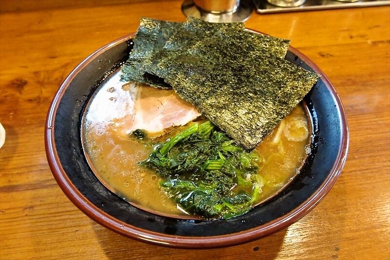 豚骨醤油らーめん『丸一』でラーメンを食べる話@横浜