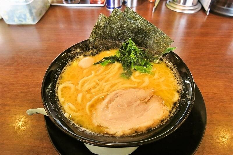 『相模原商店』横浜家系ラーメンとやらを食べてみた