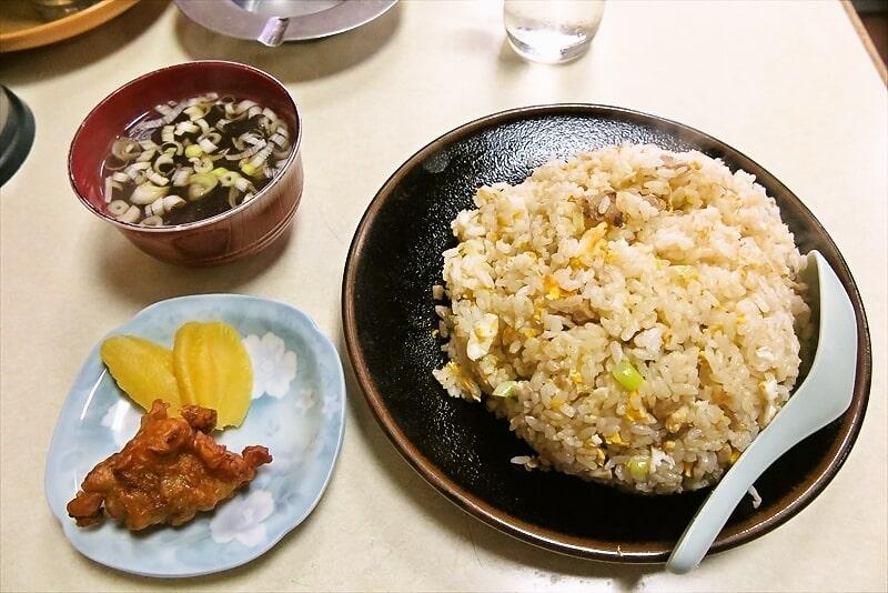 相模原の中華料理『大勝軒』でチャーハン大盛りを食す!