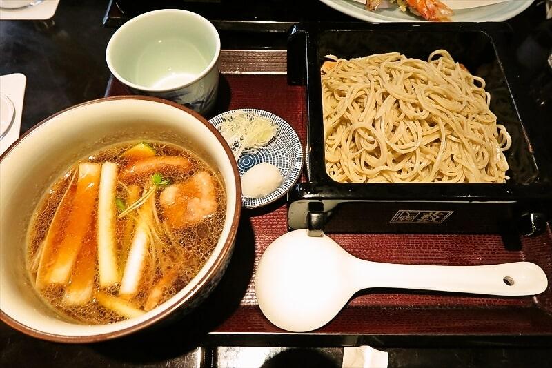 上野の旅で創業明治25年『藪そば』を食べたお話@もりサブ子