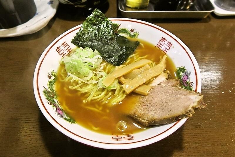 【相模原】中華食堂らーめん『山山山』でラーメン食べる【やまさん】
