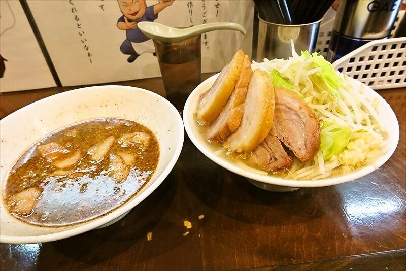 淵野辺『麺屋 歩夢』つけ麺アツモリ(熱盛り)が流行ってるので食べてみた