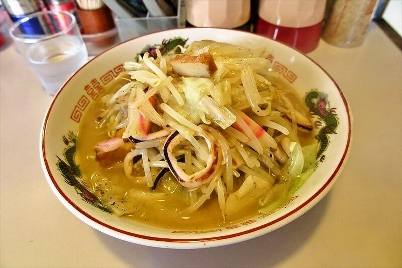 町田『九一麺』長崎チャンポンが美味しいので食べてみて欲しい