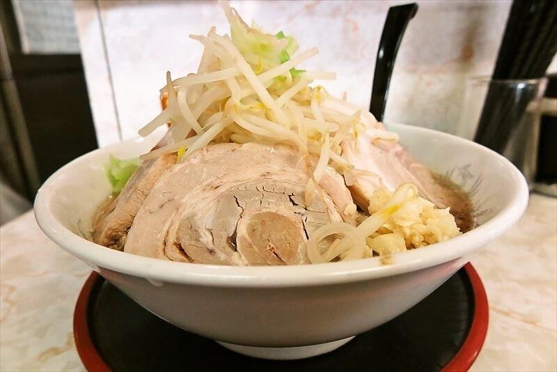 町田『麺屋みのわ』極上豚麺大盛り的なG系ラーメンを食す!