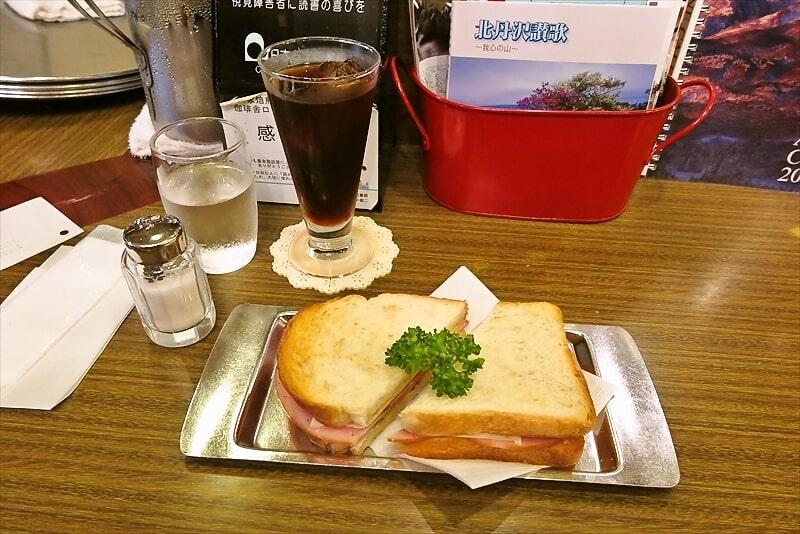 『珈琲舎ロッセ』町田駅ら辺で喫茶店を欲したならロッセじゃね?