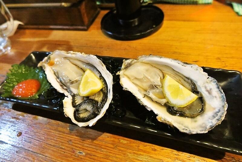 淵野辺『遊喜や』で生牡蠣とか食べたら良いじゃない