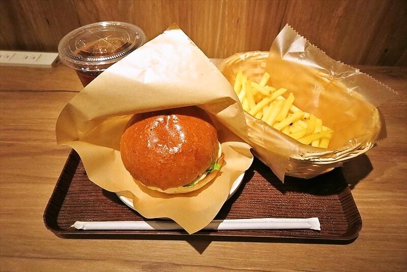 町田『KIZUNA BOX』サババーガーを食べてみたらいいじゃない