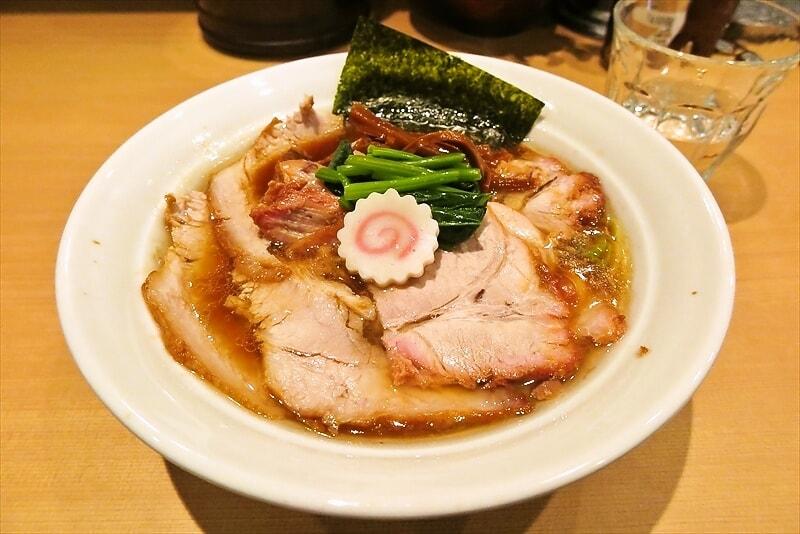 町田に生姜醤油ラーメン『長岡食堂』がオープンしたので御報告