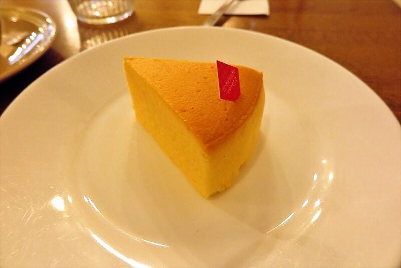『多根果実店』国分寺チーズケーキ&カモミール的ハーブティー@もりサブ子