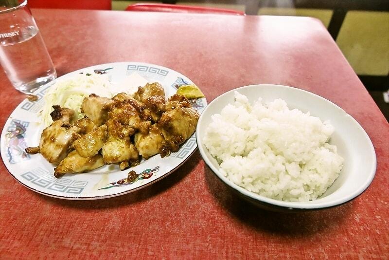 西八王子『豚珍汗食堂』トリカラアゲ定食的な鶏の唐揚げを食べてみた結果