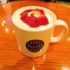 『タリーズコーヒー』&TEA ストロベリーマスカルポーネミルクティー