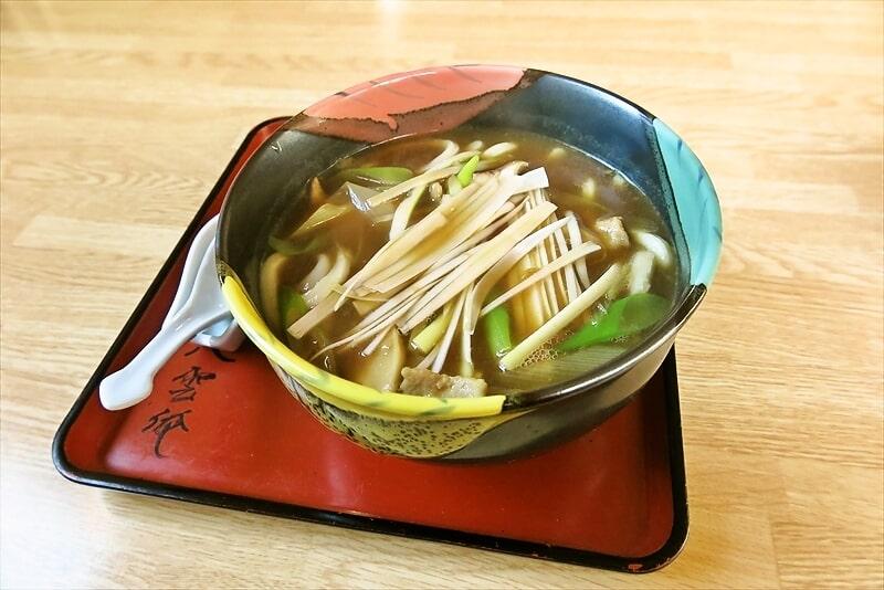 相模原『八雲庵』カレー南(カレーうどん)が美味しいので食べて欲しい