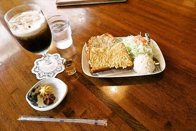 小田急相模原『アデリータ』モーニングAセット的な朝食が素敵