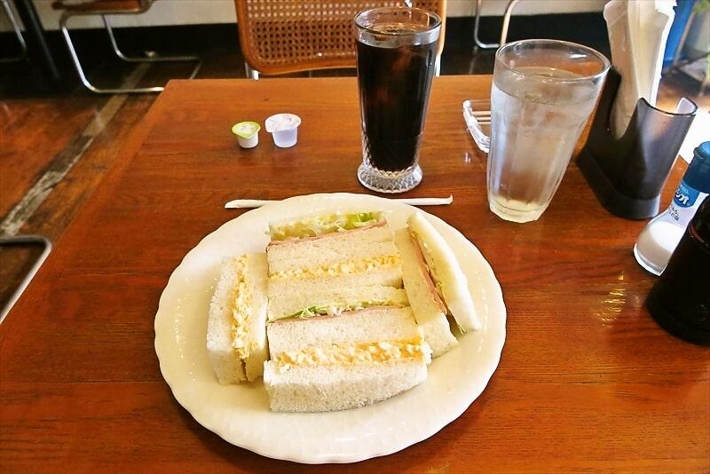 淵野辺『ブルーム』サンドイッチとババロアと私
