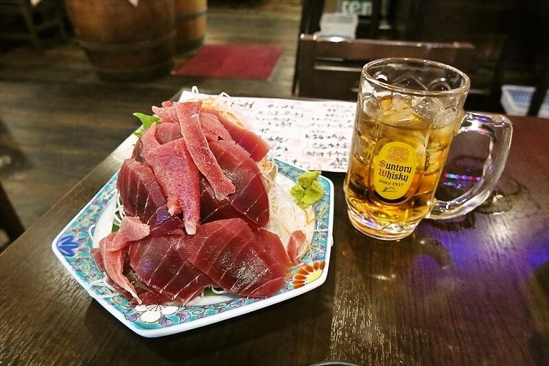『海賊船』まぐろこぼれ盛り&999円飲み放題ワンチャン!