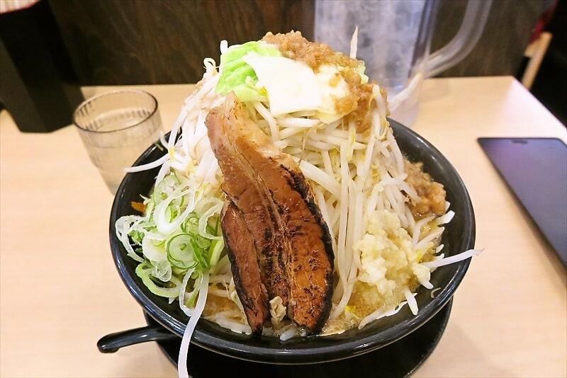相模原『北海道らーめん味噌ノ頂』味噌二郎的G系ラーメンでどうよ?