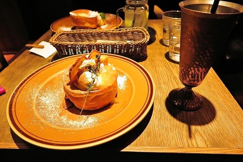 町田『The CAFE』海老名たまごのパンケーキでどうでしょう?