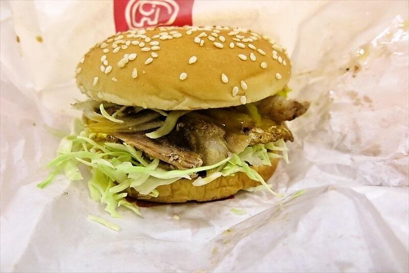 『ドムドムハンバーガー』みそたく的な限定を食べてみた結果