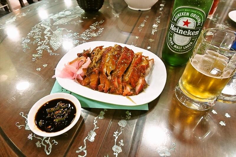 『堂記酒楼』ローストダック&BBQポーク&クリスピーポーク