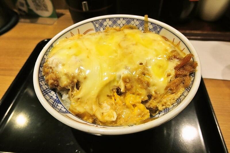 町田『とんかつ工房』チーズ+カツ丼=チーズかつ丼爆誕
