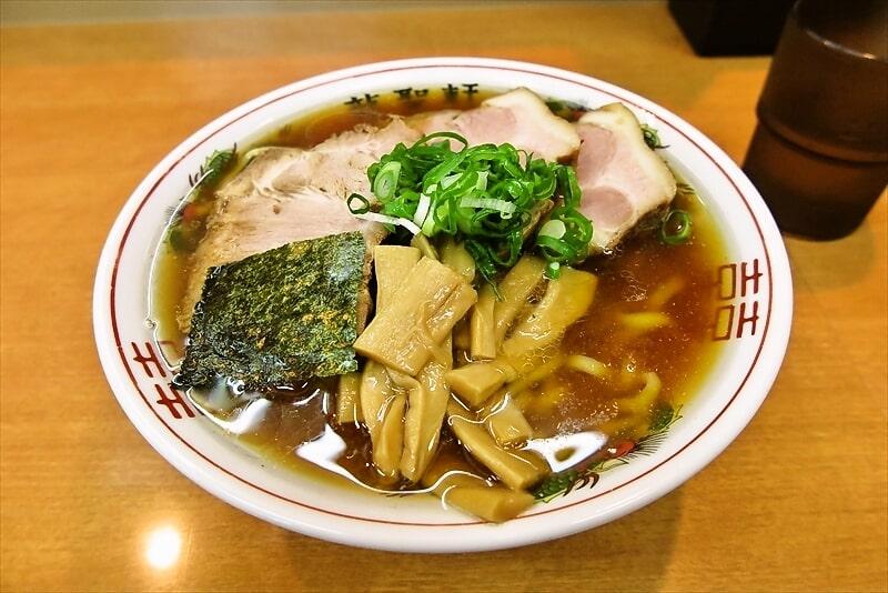 町田『龍聖軒』(りゅうせいけん)醤油チャーシュー麺を食す!