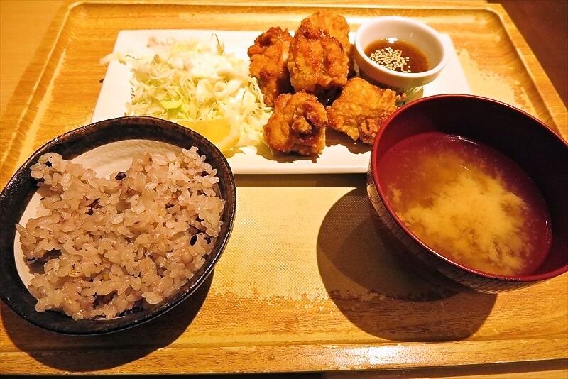相模原『さち福やCAFE』鶏のこんがり(略、明太子&総菜食べ放題ですと?