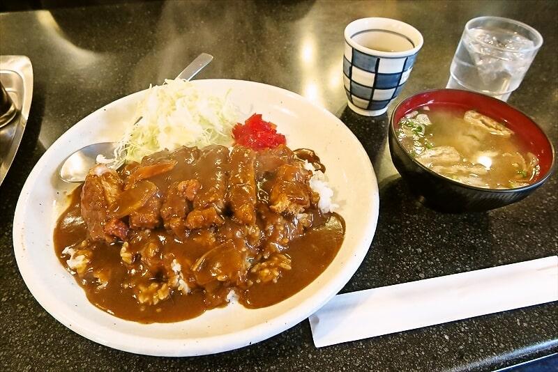 町田『とき』カツカレーライス880円が美味しかったので御報告