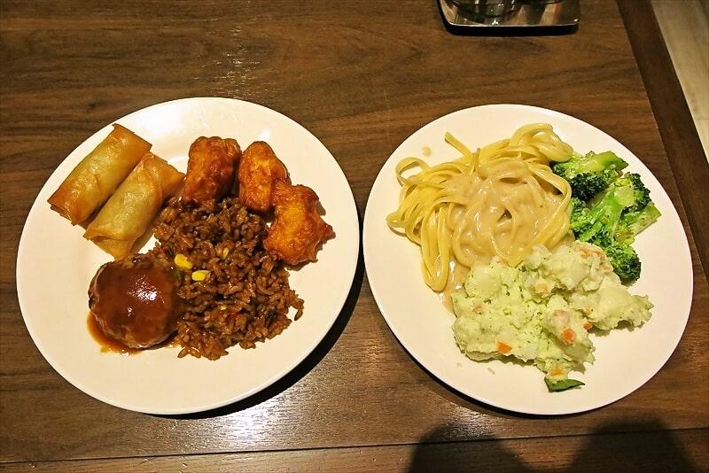 相模原『グランブッフェ橋本』ランチ食べ放題を実食レビュー的な@アリオ
