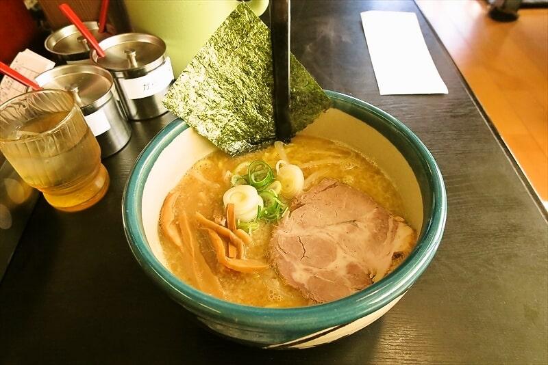 町田『麺屋 いはし。』味噌ラーメンに特化したラーメン屋的な?