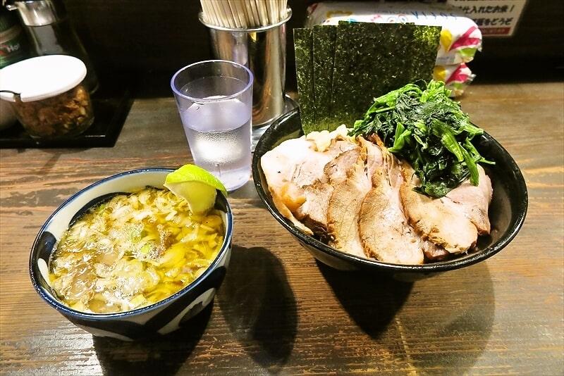 相模大野『クックら』家系ラーメン的つけ麺の素晴らしさを布教したい