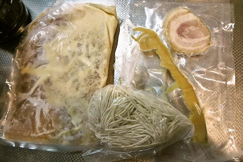 【お持ち帰り】『中村麺三郎商店』のラーメンが家で食べれる件【らぁ麺】