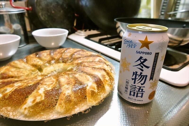 餃子を美味しく焼くならテフロン加工のフライパンがベストな理由
