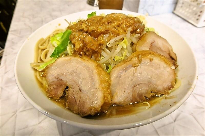 金沢八景『麺屋 歩夢』2号店がオープンしたので大ラーメン食べる