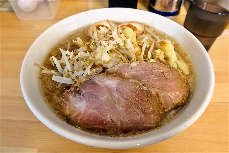 相模原『一陽来福びんびん亭』新メニュー濃厚豚骨野菜ラーメンを食べてみた