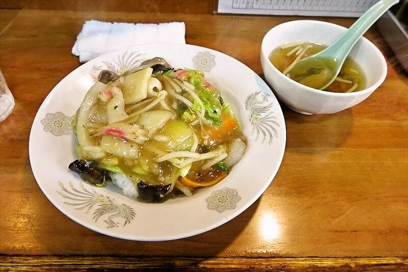 横浜『第一亭』パタンをスルーして中華丼を食べる日