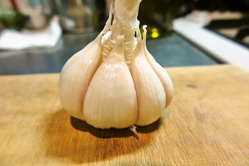 新ニンニクを使ったペペロンチーノはメチャメチャ美味しい件