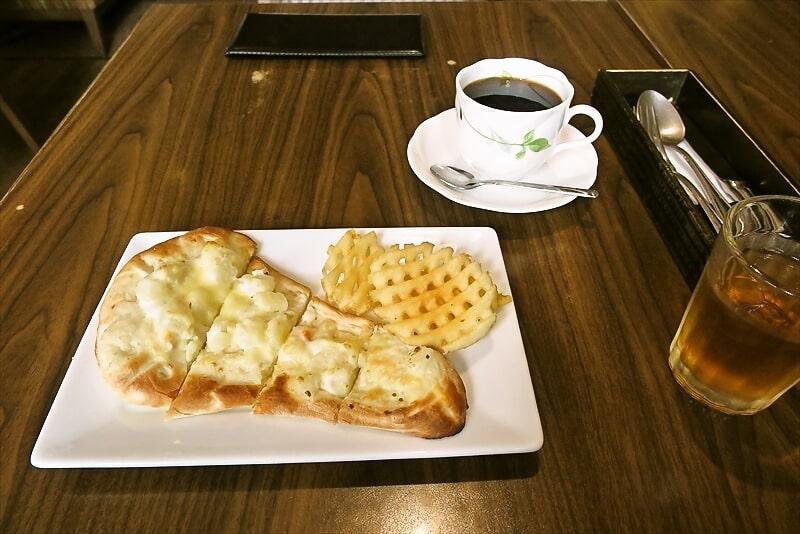 相模原『高倉町珈琲』でナンチーズトースト的なモーニング!