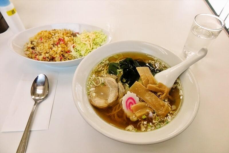 相模原『横山飯店』町中華のチャーハンとラーメンって美味しいよね?
